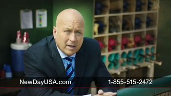 New Day USA 100 Home Loan TV Spot, 'Veterans' Featuring Cal Ripken, Jr.