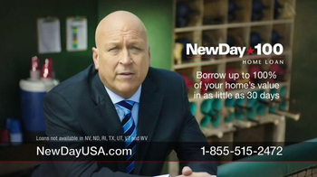 New Day USA 100 Home Loan TV Spot, 'Veterans' Featuring Cal Ripken, Jr. - Thumbnail 2