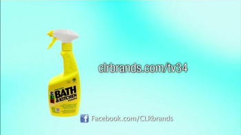 CLR Bath & Kitchen Cleaner TV Spot, 'We Make Cleaning Cleaner' - Thumbnail 9