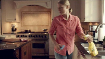 CLR Bath & Kitchen Cleaner TV Spot, 'We Make Cleaning Cleaner' - Thumbnail 2