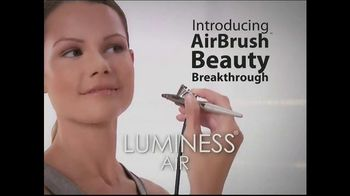 Luminess Air TV Spot