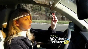HD Vision Visor TV Spot