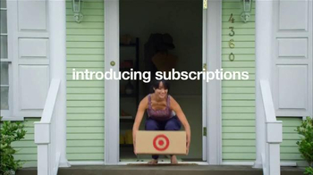 Target Subscriptions TV Spot, 'Running' - Thumbnail 8