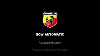 2014 FIAT 500 Abarth TV Spot, 'Right Arm Not Required' - Thumbnail 7
