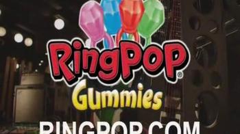 Ring Pop Gummies TV Spot, 'Rock That Rock'