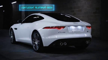 Jaguar F-Type Coupe TV Spot, 'No Need to Shout' - Thumbnail 1