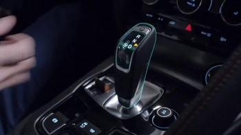 Jaguar F-Type Coupe TV Spot, 'No Need to Shout' - Thumbnail 4