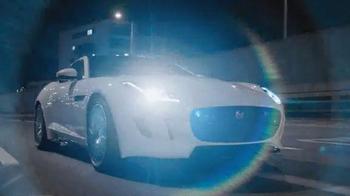 Jaguar F-Type Coupe TV Spot, 'No Need to Shout' - Thumbnail 5