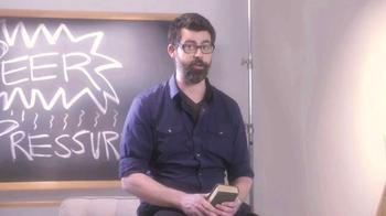 Experian TV Spot, 'Peer Pressure' Featuring Micah Sherman