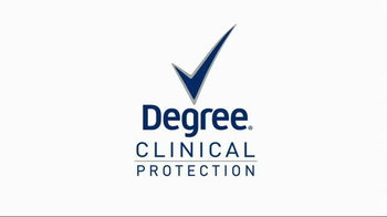 Degree Clinical Protection Shower Clean TV Spot, 'Can Be Improved' - Thumbnail 1