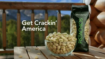 Wonderful Pistachios TV Spot, 'Colorado' Featuring Stephen Colbert, Song by - Thumbnail 7
