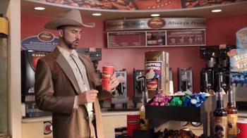 AmPm TV Spot, 'Joe Auctioneer'