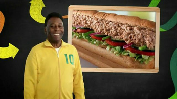 Subway TV Spot, 'Tuna Lovers, Rejoice!' - 822 commercial airings