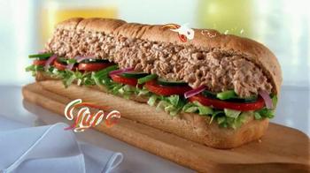 Subway TV Spot, 'Tuna Lovers, Rejoice!' - Thumbnail 7
