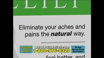Natural Pain Relief TV Spot - Thumbnail 1