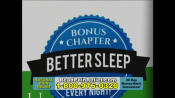 Natural Pain Relief TV Spot - Thumbnail 2