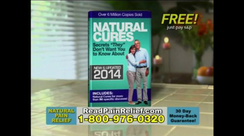 Natural Pain Relief TV Spot - Thumbnail 3