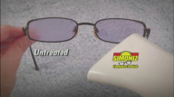 Simoniz Eyeglass Polish TV Spot - Thumbnail 6
