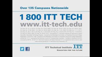 ITT Technical Institute TV Spot, 'Graduate Placement' - Thumbnail 6