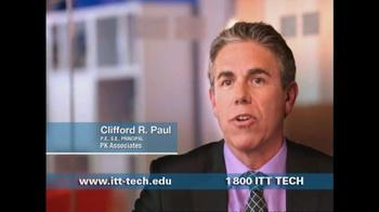 ITT Technical Institute TV Spot, 'Graduate Placement' - Thumbnail 4