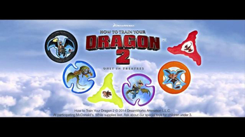 McDonald's Happy Meal TV Spot, 'How to Train Your Dragon 2' - Thumbnail 5