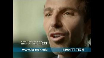 ITT Technical Institute TV Spot, 'Nation's Top Companies Choose ITT Tech' - Thumbnail 1