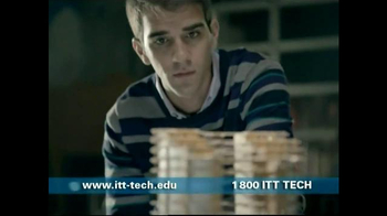ITT Technical Institute TV Spot, \'Nation\'s Top Companies Choose ITT Tech\'