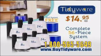 Tidyware TV Spot - Thumbnail 7