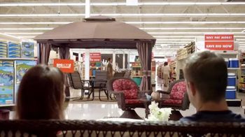Big Lots Go Big Father's Day Event TV Spot, 'Big Lots Outdoor: #InThePool' - Thumbnail 3