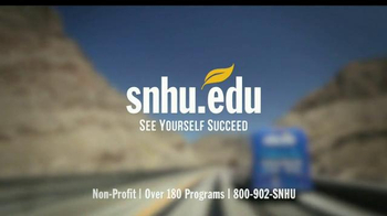 Southern New Hampshire University TV Spot, 'See Yourself Succeed'