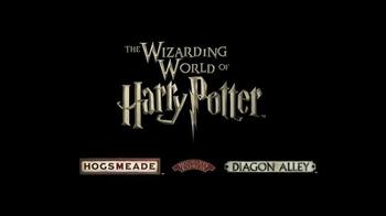 The Wizarding World of Harry Potter TV Spot, 'Hogsmeade & Diagon Alley' - Thumbnail 10