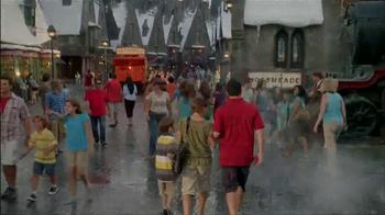 The Wizarding World of Harry Potter TV Spot, 'Hogsmeade & Diagon Alley' - Thumbnail 2