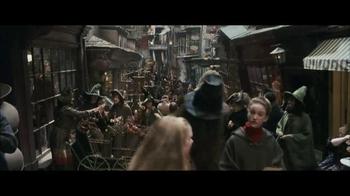 The Wizarding World of Harry Potter TV Spot, 'Hogsmeade & Diagon Alley' - Thumbnail 3