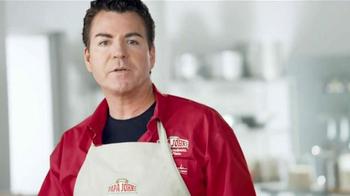 Papa John's Greek Pizza TV Spot, 'Two Countries' - Thumbnail 5