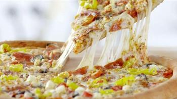 Papa John's Greek Pizza TV Spot, 'Two Countries' - Thumbnail 8