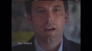 Paralyzed Veterans of America TV Spot, 'Never Leave a Fallen Comrade Behind' Featuring Ben Affleck - Thumbnail 1