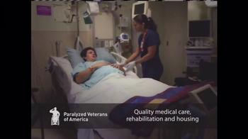 Paralyzed Veterans of America TV Spot, 'Never Leave a Fallen Comrade Behind' Featuring Ben Affleck - Thumbnail 6
