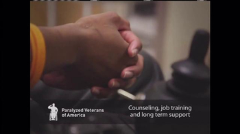 Paralyzed Veterans of America TV Spot, 'Never Leave a Fallen Comrade Behind' Featuring Ben Affleck - Thumbnail 7