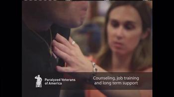 Paralyzed Veterans of America TV Spot, 'Never Leave a Fallen Comrade Behind' Featuring Ben Affleck - Thumbnail 8