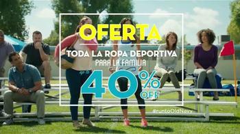 Old Navy Active TV Spot, 'Fútbol' Con Dascha Polanco [Spanish] - Thumbnail 9