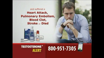 Gold Shield Group TV Spot, 'Testosterone Alert' - Thumbnail 7