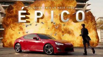 2014 Scion FR-S TV Spot, 'Épico' [Spanish]