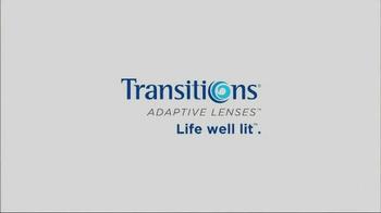 Transitions Adaptive Optical TV Spot, 'Giving Back' Featuring Robert Irvine - Thumbnail 8