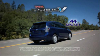 Toyota Prius V TV Spot, 'Did You Know?' - Thumbnail 4
