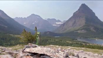 GEICO TV Spot, 'The Gecko's Journey: Rocky Mountains' - Thumbnail 1