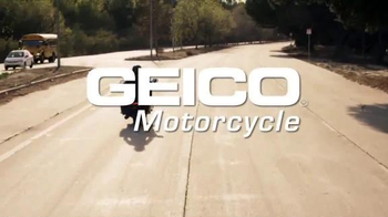 GEICO Motorcycle TV Spot, 'All Bikes' - Thumbnail 10