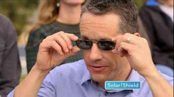 Solar Shield ClipOn Sunglasses TV Spot, 'Soccer Game' - Thumbnail 5