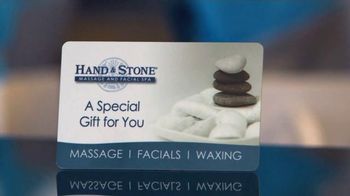 Hand and Stone TV Spot, 'Father's Day Spa Gift Cards' - Thumbnail 8