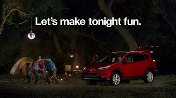 Toyota RAV4 TV Spot, 'Party' Song by Eli Reed