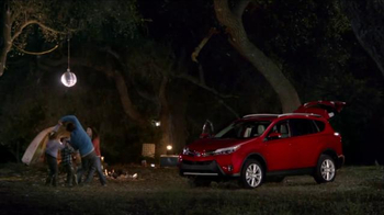 Toyota RAV4 TV Spot, 'Party' Song by Eli